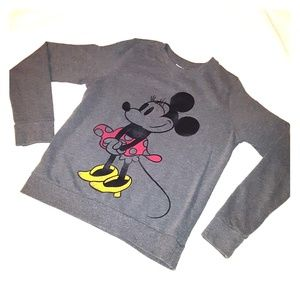 Vintage Minnie Mouse Sweater